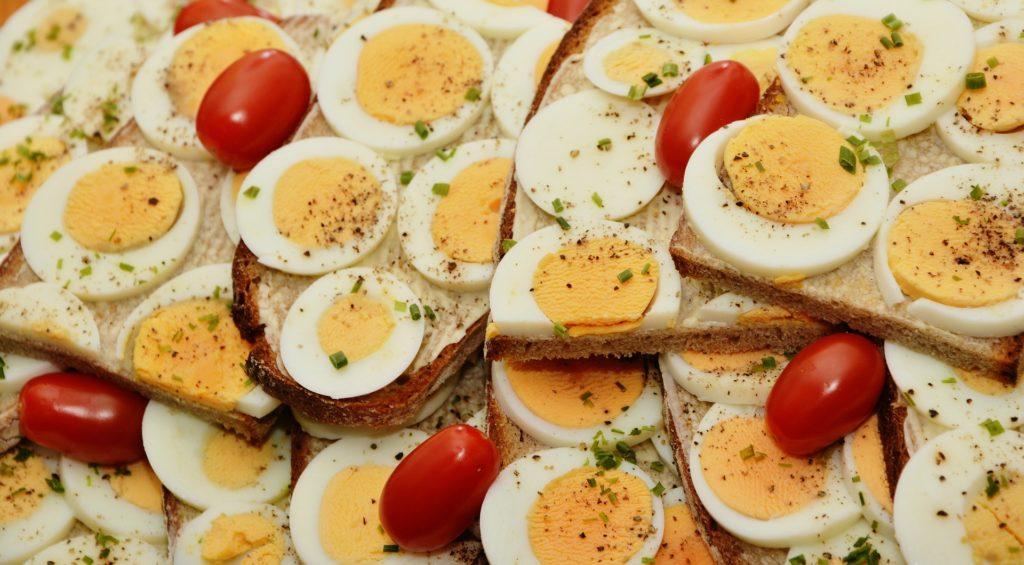 Zijn eieren gezond?