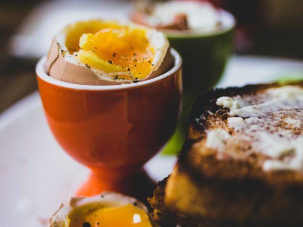 Een ei is gezond en past goed in een gezond leefpatroon